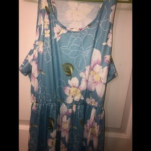 Dresses & Skirts - Maxi dress XXL NWOT